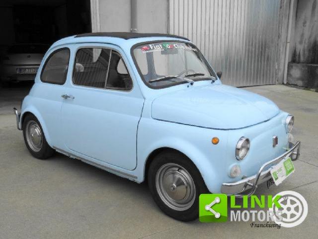 Auto d'Epoca Fiat 500 1404963