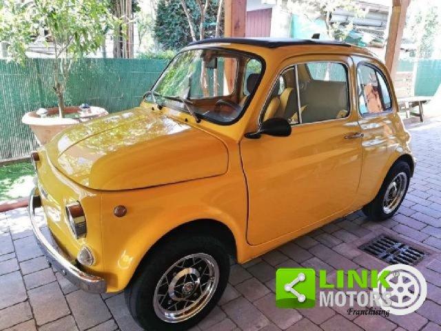 Auto d'Epoca Fiat 500 1408268