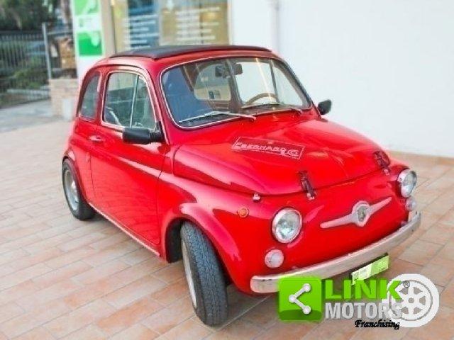 Auto d'Epoca Fiat 500 1408616