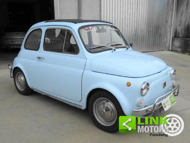 Auto d'Epoca Fiat 500 1408627