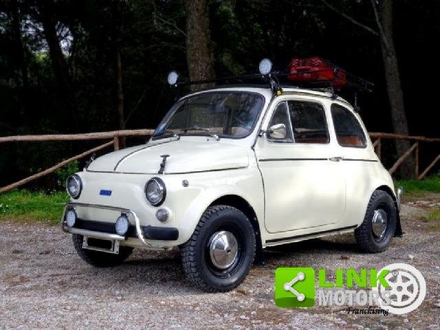 Auto d'Epoca Fiat 500 1408721