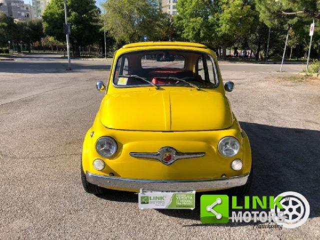 Auto d'Epoca Fiat 500 1409311