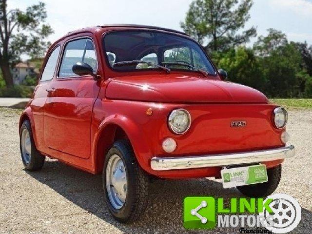 Auto d'Epoca Fiat 500 1409922