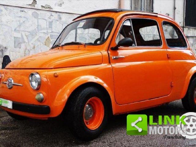 Auto d'Epoca Fiat 500 1410734
