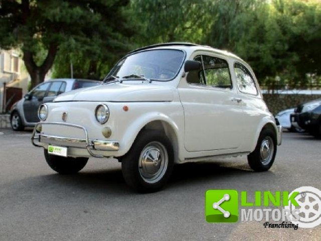 Auto d'Epoca Fiat 500 1410787