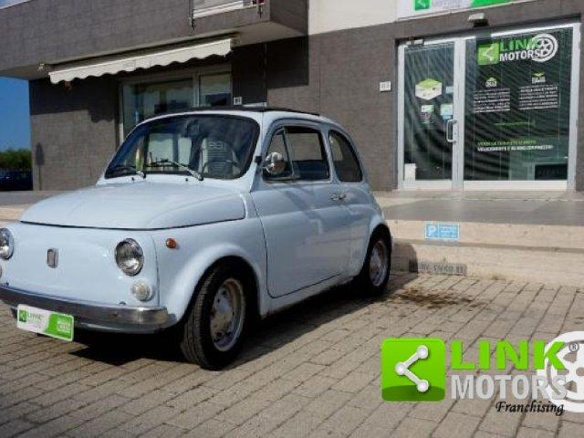Auto d'Epoca Fiat 500 1411066