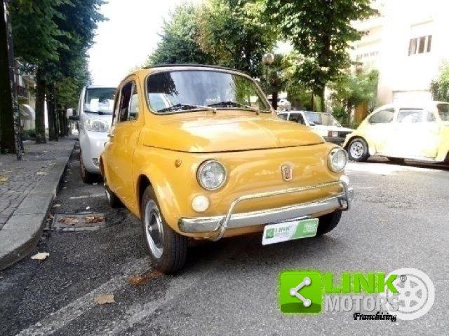 Auto d'Epoca Fiat 500 1411423