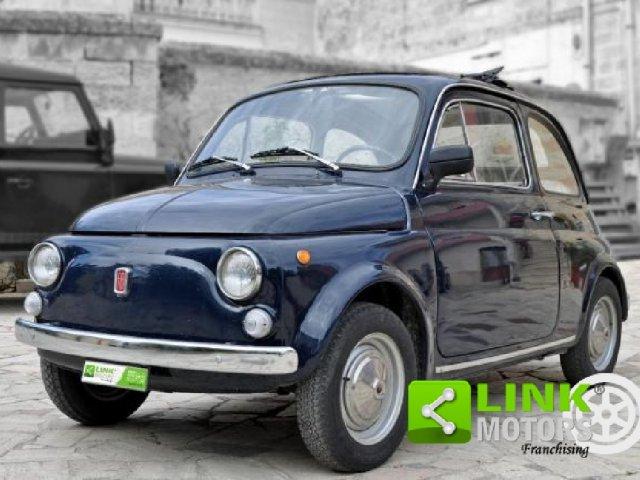 Auto d'Epoca Fiat 500 1411723