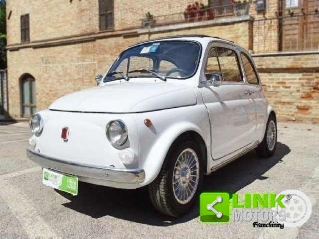 Auto d'Epoca Fiat 500 1411792