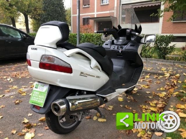 Moto Usate Suzuki Burgman AN 650 1412253