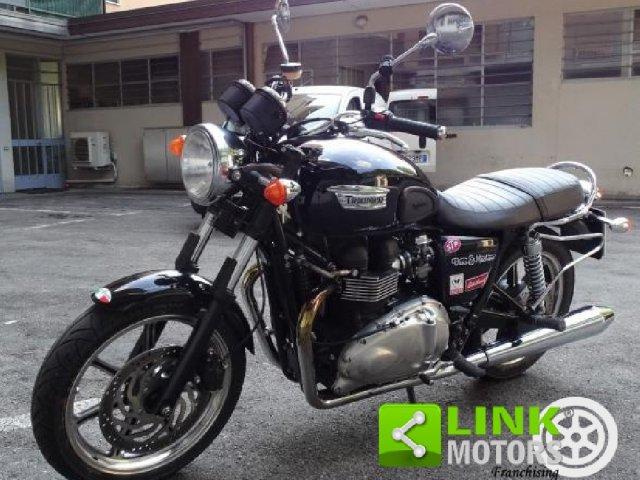 Moto Usate Triumph Bonneville T100 900 1432364