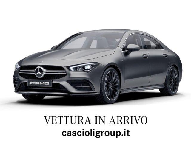 Auto Nuove Mercedes-Benz CLA 1446179