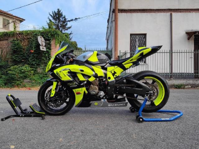 Moto Usate Suzuki GSX-R 600 1446672