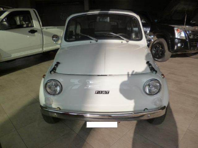 Auto d'Epoca Fiat 500 763285