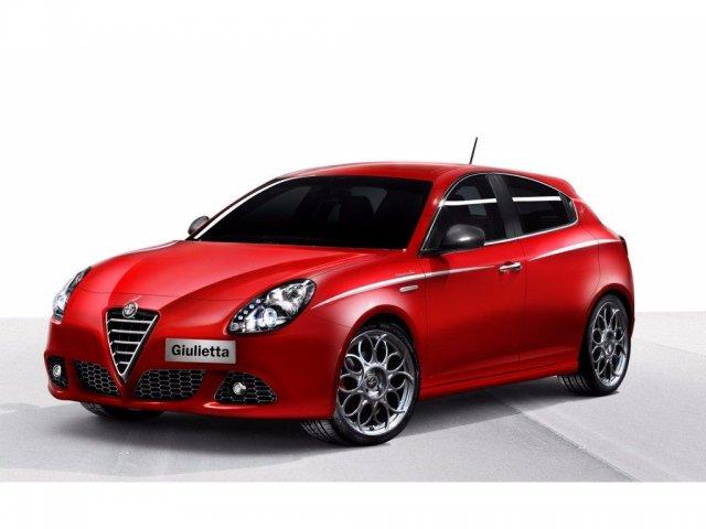 Auto Nuove Alfa Romeo Giulietta 884537