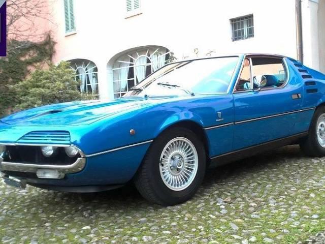 Auto d'Epoca Alfa Romeo Montreal 929994