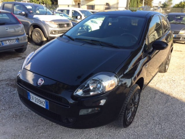 Auto Usate Fiat Punto 966330